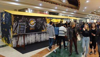 Giallo Polenta - Eat&Smile - Maia Eventi - organizzazione mercatini artigiani ed eventi in piazze, strade e centri commerciali