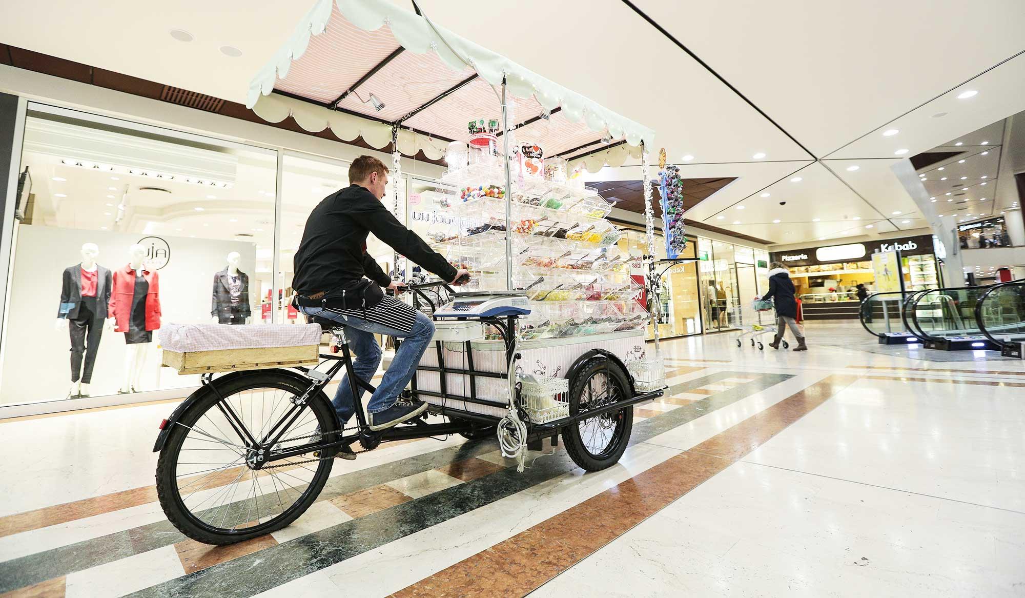 Sweety Poppin's - Eat&Smile - Maia Eventi - organizzazione mercatini artigiani ed eventi in piazze, strade e centri commerciali