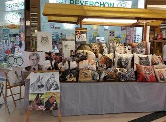 Luciana Tonetto - Maia Eventi - organizzazione mercatini artigiani ed eventi in piazze, strade e centri commerciali