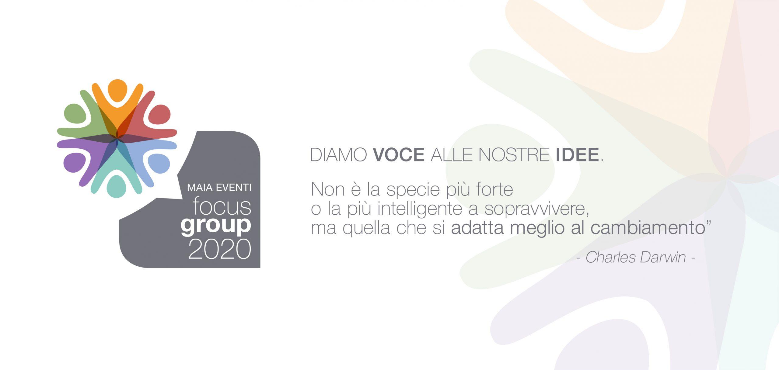 Maia Eventi Focus Group 2020
